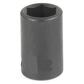 "Grey Pneumatic 1026R 3/8"" Drive x 13/16"" Standard Socket"