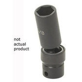 "Grey Pneumatic 1030UD 3/8"" Drive x 15/16"" Deep Universal Socket"