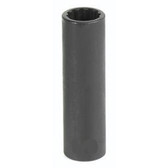 "Grey Pneumatic 1109MD 3/8"" Drive x 9mm Deep - 12 Point Socket"