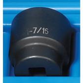 "Grey Pneumatic 2146R 1/2"" Drive x 1-7/16"" Standard - 12 Point Socket"