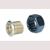 "Grey Pneumatic 2415 13/16"" Rib Nut Socket"