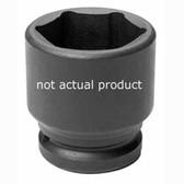"""Grey Pneumatic 3016R 3/4"""" Drive x 1/2 Standard Socket"""