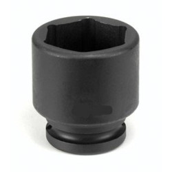 "Grey Pneumatic 3021M 3/4"" Drive x 21mm Standard Socket"