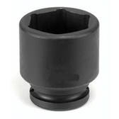 "Grey Pneumatic 3080D 3/4"" Drive x 2-1/2"" Deep Socket"