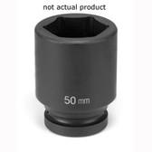 "Grey Pneumatic 4042MD 1"" Drive x 42mm Deep Socket"