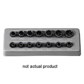 "Grey Pneumatic 905MS 1/4"" Surface Drive x 5mm Standard Socket"