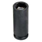 "Grey Pneumatic 1007MDG 3/8"" Drive x 7mm Magnetic Deep Socket"