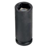 "Grey Pneumatic 1007MDG 3/8"" Drive x 7mm Magnetic Deep Socket"