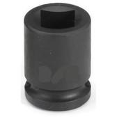 "Grey Pneumatic 1009FP 3/8"" Drive x 9/32"" Square Female Pipe Plug Socket"