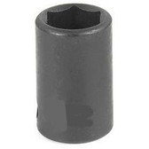 "Grey Pneumatic 1011M 3/8"" Drive x 11mm Standard Socket"
