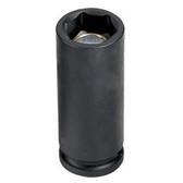 "Grey Pneumatic 1011MDG 3/8"" Drive x 11mm Magnetic Deep Socket"