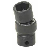 "Grey Pneumatic 1014UM 3/8"" Drive x 14mm Standard Universal Socket"