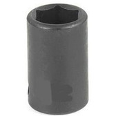 "Grey Pneumatic 1016M 3/8"" Drive x 16mm Standard Socket"