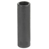 "Grey Pneumatic 1016MD 3/8"" Drive x 16mm Deep Socket"