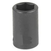 "Grey Pneumatic 1017M 3/8"" Drive x 17mm Standard Socket"