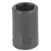"Grey Pneumatic 1020R 3/8"" Drive x 5/8"" Standard Socket"