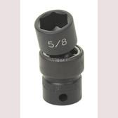 """Grey Pneumatic 1020U 3/8"""" Drive x 5/8"""" Standard Universal Socket"""