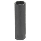 "Grey Pneumatic 1021MD 3/8"" Drive x 21mm Deep Socket"
