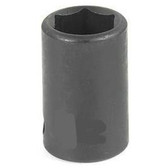 "Grey Pneumatic 1022R 3/8"" Drive x 11/16"" Standard Socket"