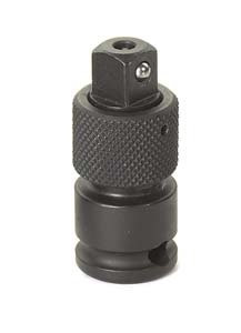 "Grey Pneumatic 1130QC 3/8"" Drive x 3/8"" Impact Quick Change Adapter Socket"