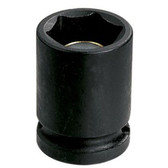 "Grey Pneumatic 2020MG 1/2"" Drive x 20mm Magnetic Standard Socket"