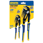 Irwin 1802533 2pc Groovelock Set GV8 & GV10R
