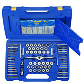 Irwin 1813817 Tap and Die Set Performance Threading System, 116 Piece
