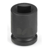 "Grey Pneumatic 1008FP 3/8"" Drive x 1/4"" Square Female Pipe Plug Socket"