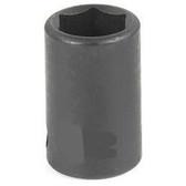 """Grey Pneumatic 1009M 3/8"""" Drive x 9mm Standard Socket"""