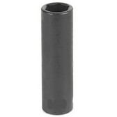 "Grey Pneumatic 1009MD 3/8"" Drive x 9mm Deep Socket"