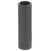"Grey Pneumatic 1012MD 3/8"" Drive x 12mm Deep Socket"