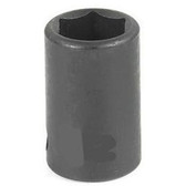 "Grey Pneumatic 1013M 3/8"" Drive x 13mm Standard Socket"