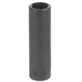 "Grey Pneumatic 1014MD 3/8"" Drive x 14mm Deep Socket"