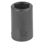"Grey Pneumatic 1015M 3/8"" Drive x 15mm Standard Socket"