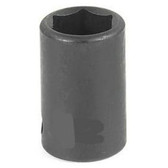 "Grey Pneumatic 1019M 3/8"" Drive x 19mm Standard Socket"