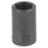 """Grey Pneumatic 1024R 3/8"""" Drive x 3/4"""" Standard Socket"""