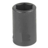 "Grey Pneumatic 1032R 3/8"" Drive x 1"" Standard Socket"