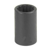 "Grey Pneumatic 1111M 3/8"" Drive x 11mm 12 Point Standard Socket"