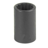 "Grey Pneumatic 1113M 3/8"" Drive x 13mm 12 Point Standard Socket"