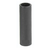 "Grey Pneumatic 1118MD 3/8"" Drive x 18mm Deep - 12 Point Socket"