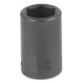 "Grey Pneumatic 1018M 3/8"" Drive x 18mm Standard Socket"