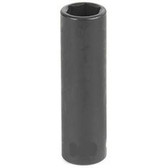 "Grey Pneumatic 1010D 3/8"" Drive x 5/16"" Deep Socket"
