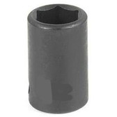 "Grey Pneumatic 1010M 3/8"" Drive x 10mm Standard Socket"