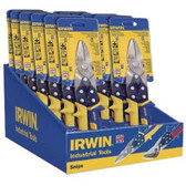 Irwin 2073801CD Counter-Top Display of Multi Purpose Snips - 8 Piece