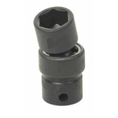 "Grey Pneumatic 1010UM 3/8"" Drive x 10mm Standard Universal Socket"
