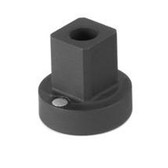"Grey Pneumatic 1138RA 3/8"" F x 1/2"" M Reducing Sleeve Adapter Socket"