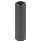 "Grey Pneumatic 1024D 3/8"" Drive x 3/4"" Deep Socket"