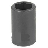 "Grey Pneumatic 1010R 3/8"" Drive x 5/16"" Standard Socket"