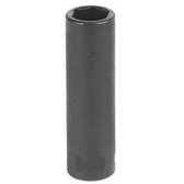 "Grey Pneumatic 1015MD 3/8"" Drive x 15mm Deep Socket"