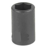 "Grey Pneumatic 1012R 3/8"" Drive x 3/8"" Standard Socket"